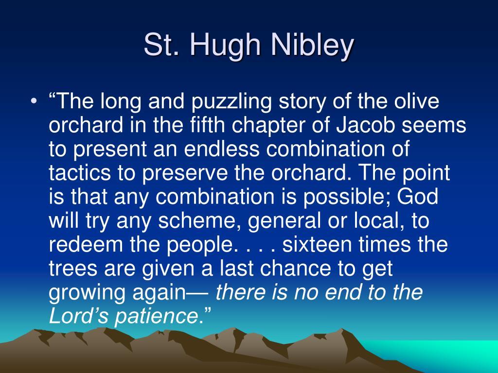 St. Hugh Nibley