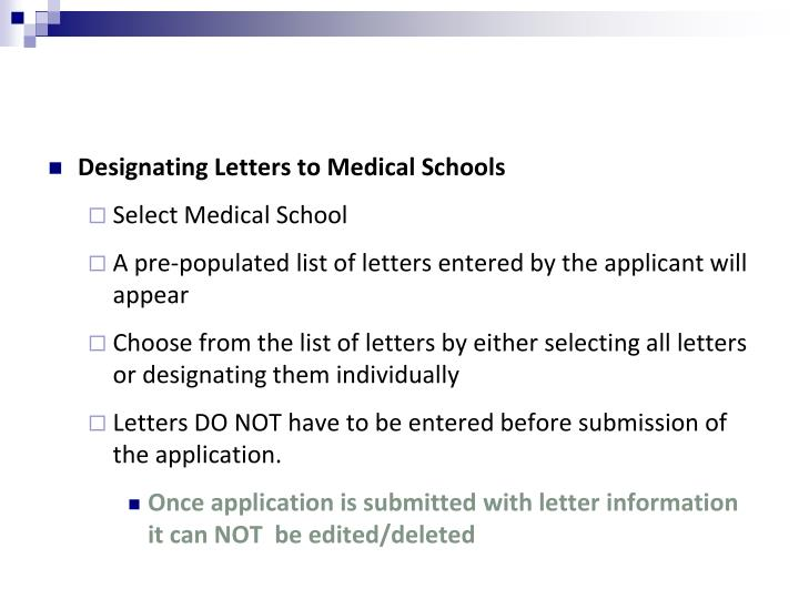 Letter Basics