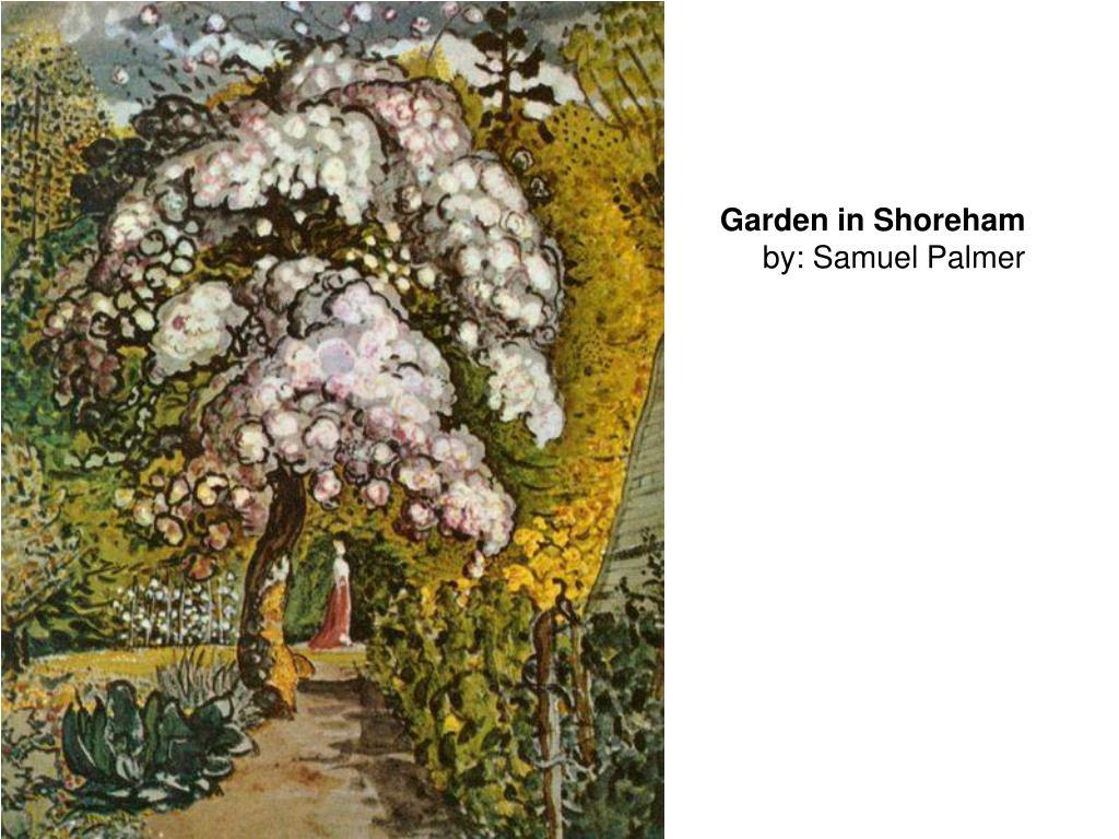 Garden in Shoreham