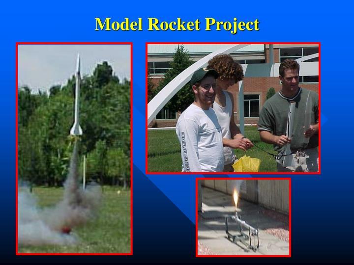 Model Rocket Project