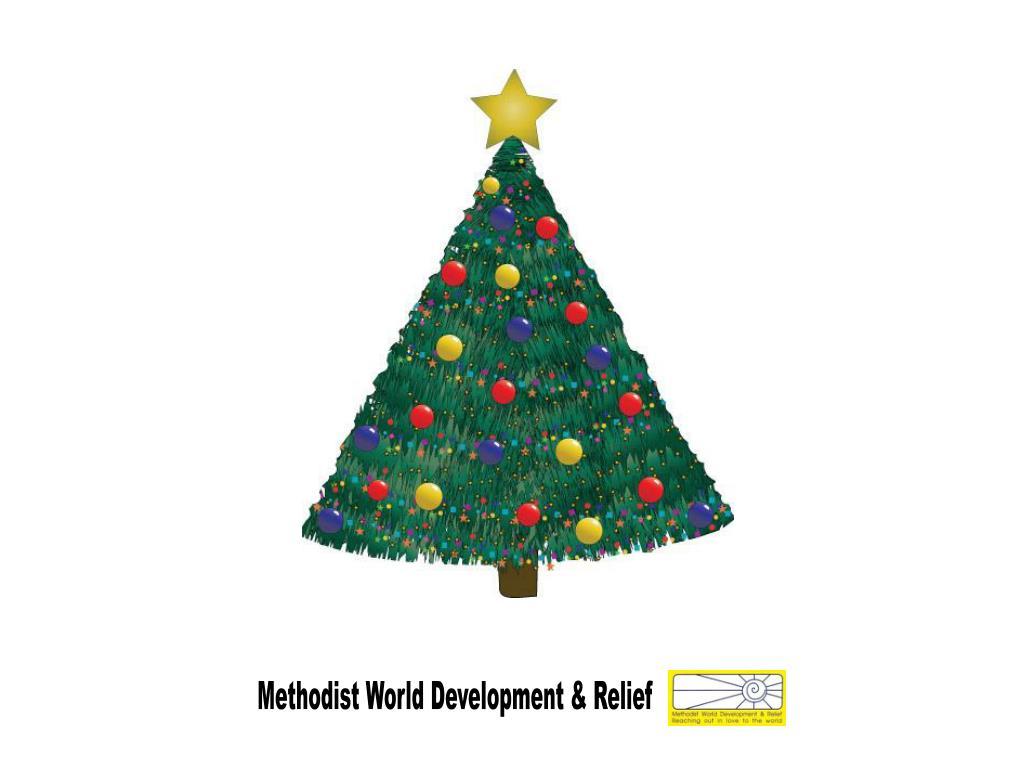 Methodist World Development & Relief