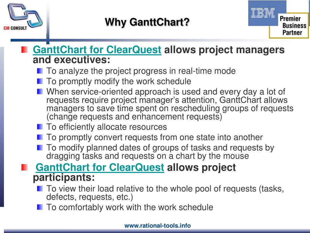 Why GanttChart?