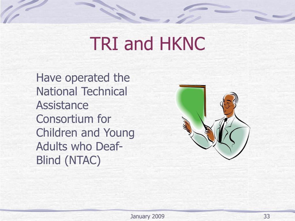 TRI and HKNC