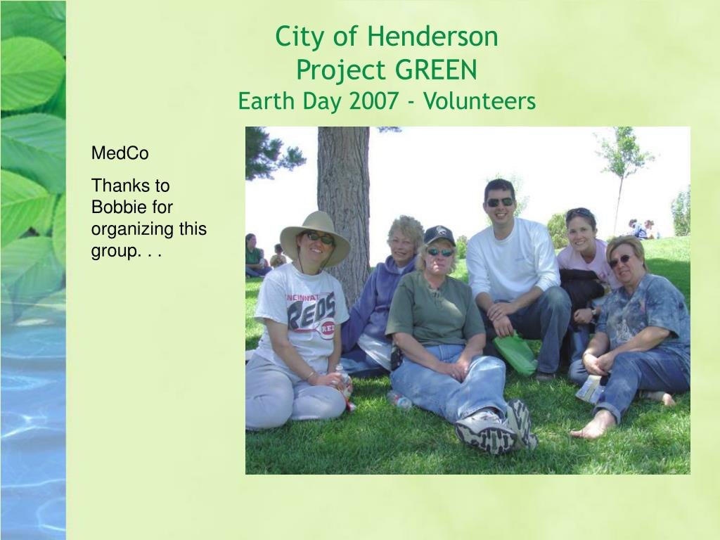 City of Henderson