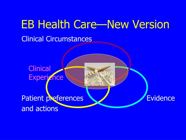 EB Health Care—New Version