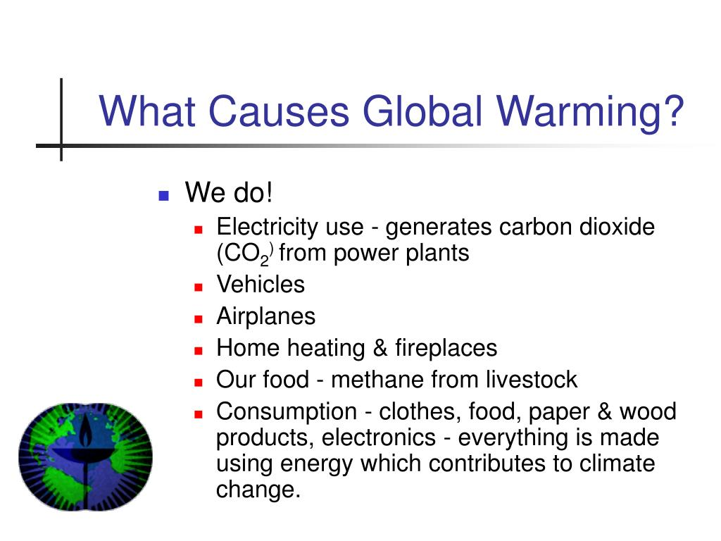 What Causes Global Warming?