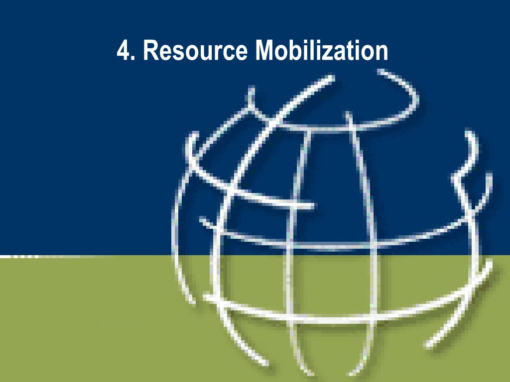 4. Resource Mobilization