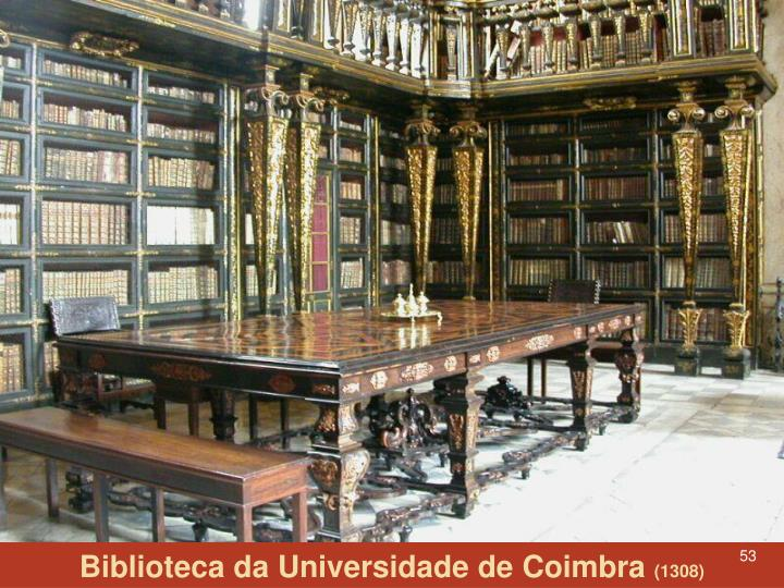 Biblioteca da Universidade de