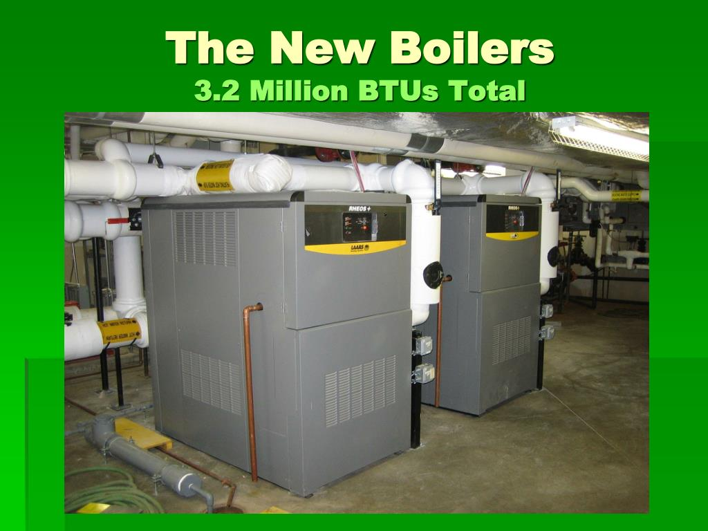 The New Boilers