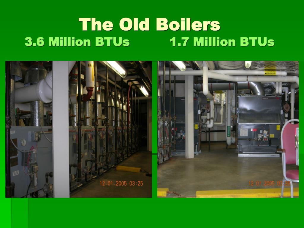 The Old Boilers