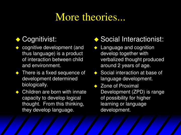 Cognitivist: