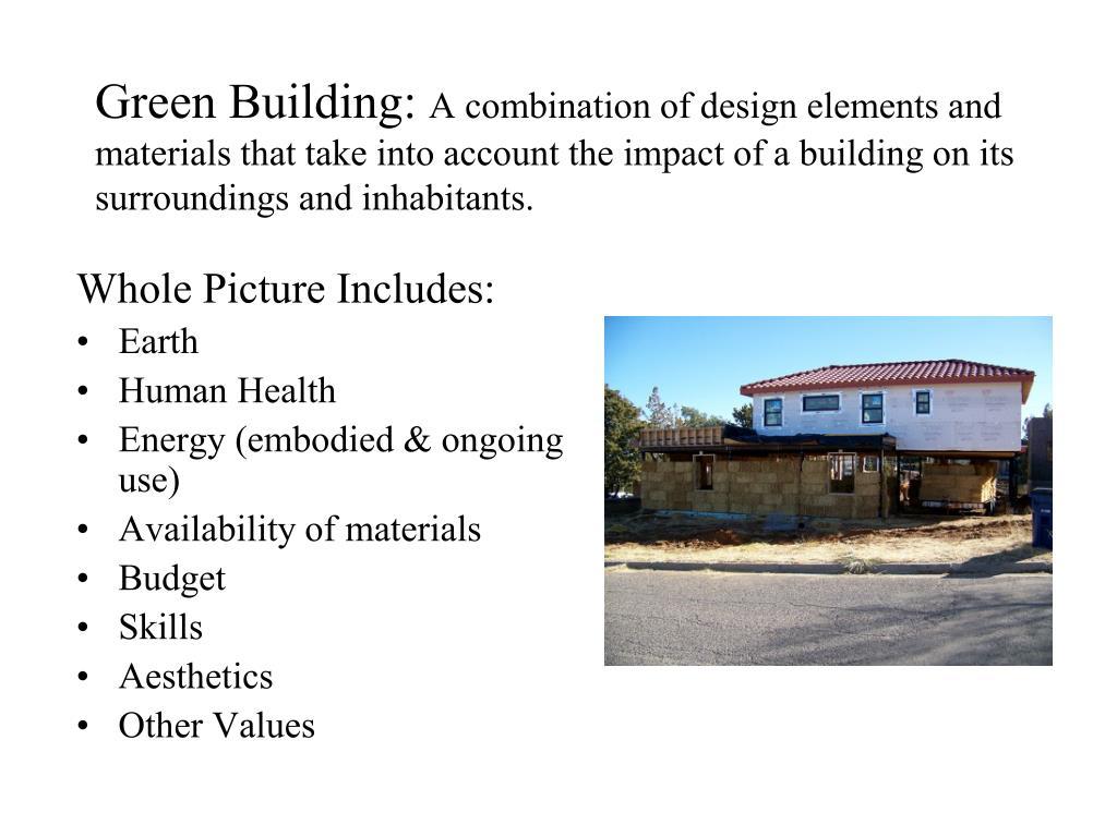 Green Building:
