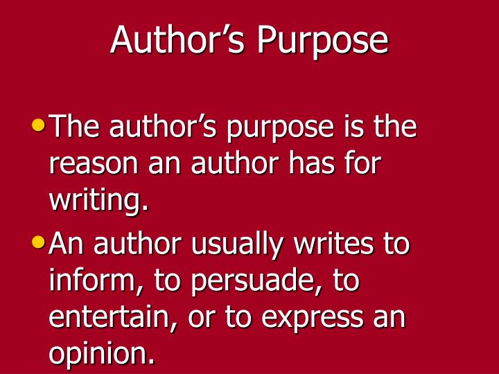 Author s purpose l.jpg