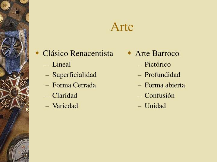 Clásico Renacentista