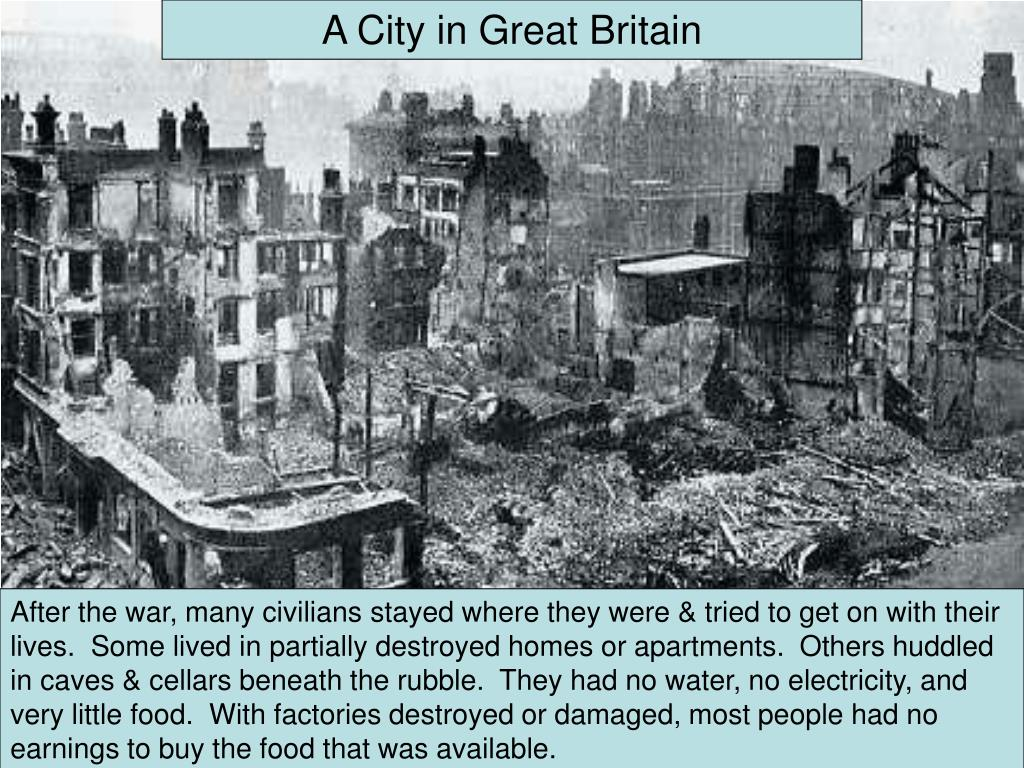 A City in Great Britain