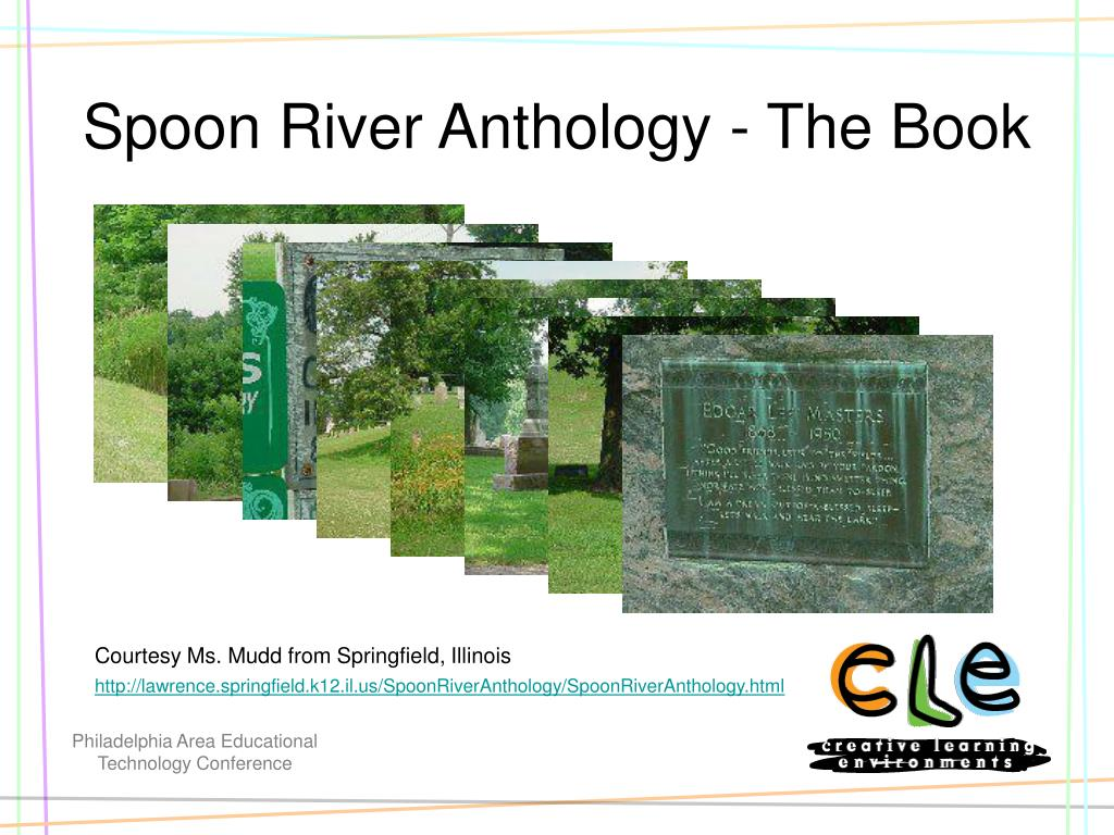 Spoon River Anthology - The Book