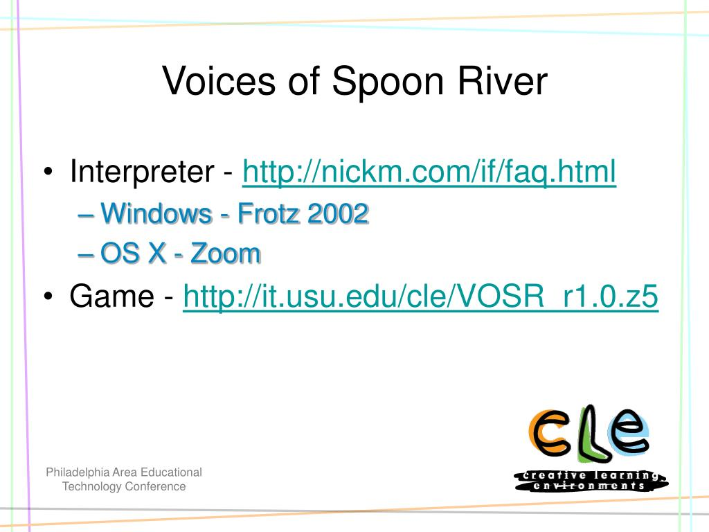 Voices of Spoon River