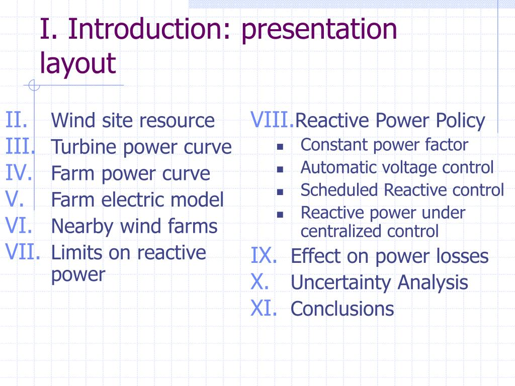 Wind site resource