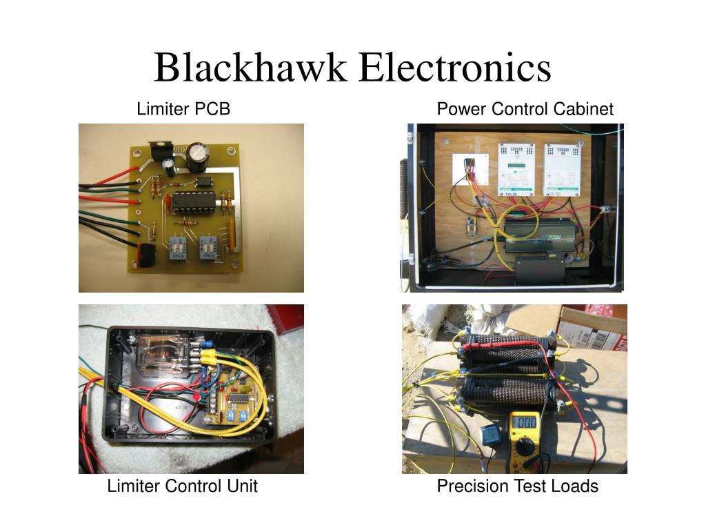 Blackhawk Electronics