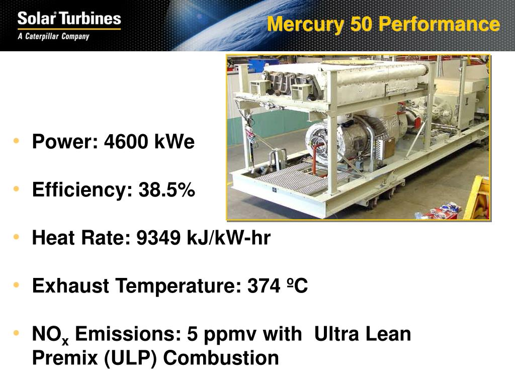 Mercury 50 Performance