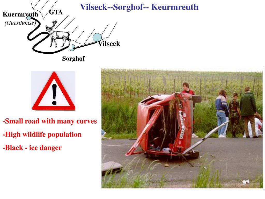 Vilseck--Sorghof-- Keurmreuth