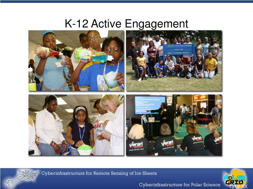 K-12 Active Engagement