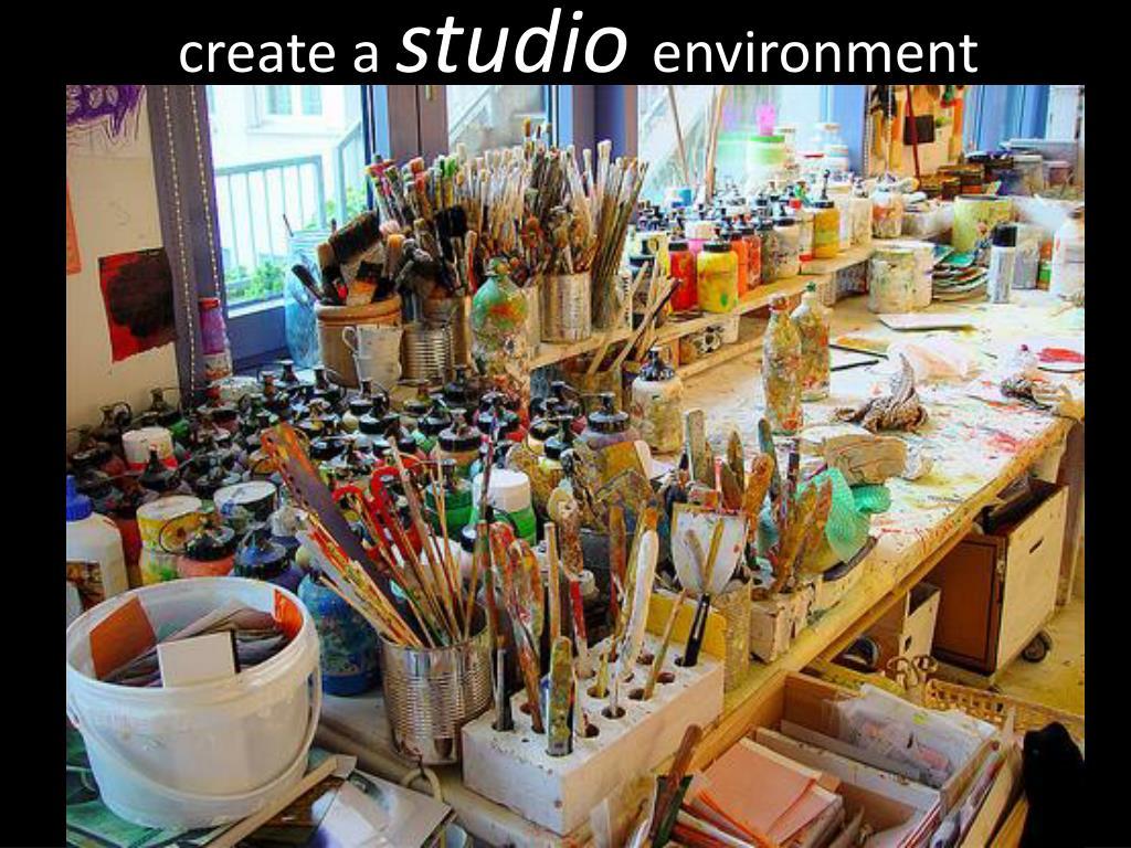 create a