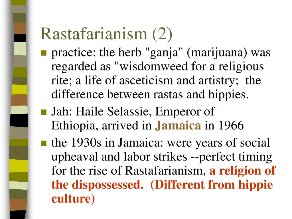 Rastafarianism (2)