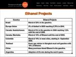 ethanol projects16