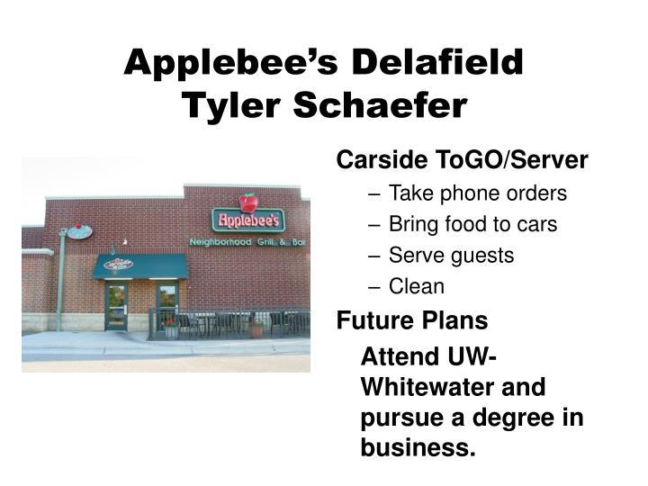 Applebee's Delafield