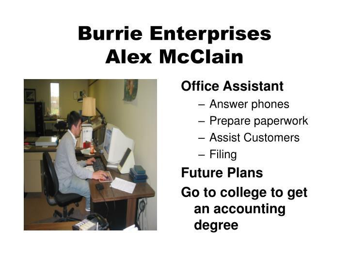 Burrie Enterprises