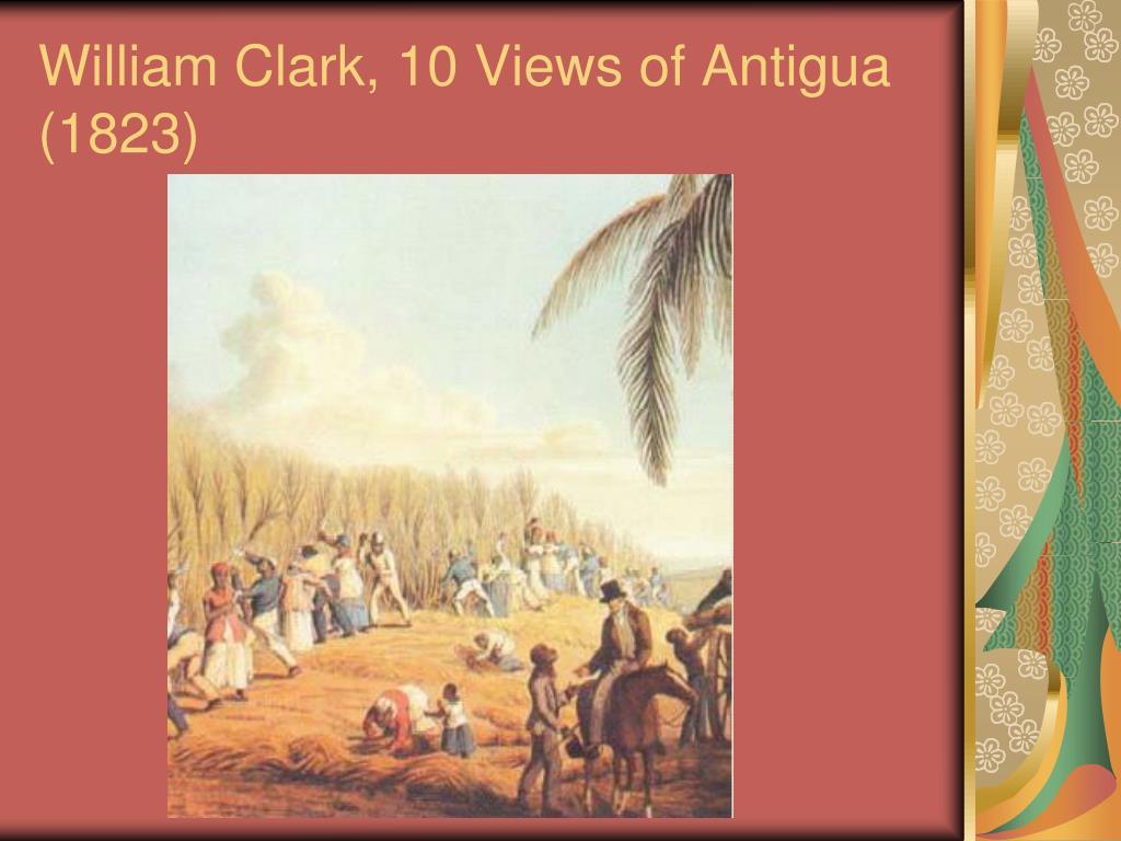 William Clark, 10 Views of Antigua (1823)