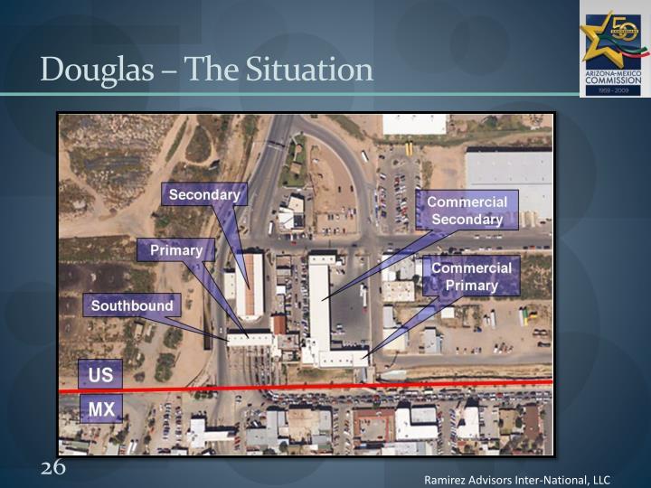 Douglas – The Situation