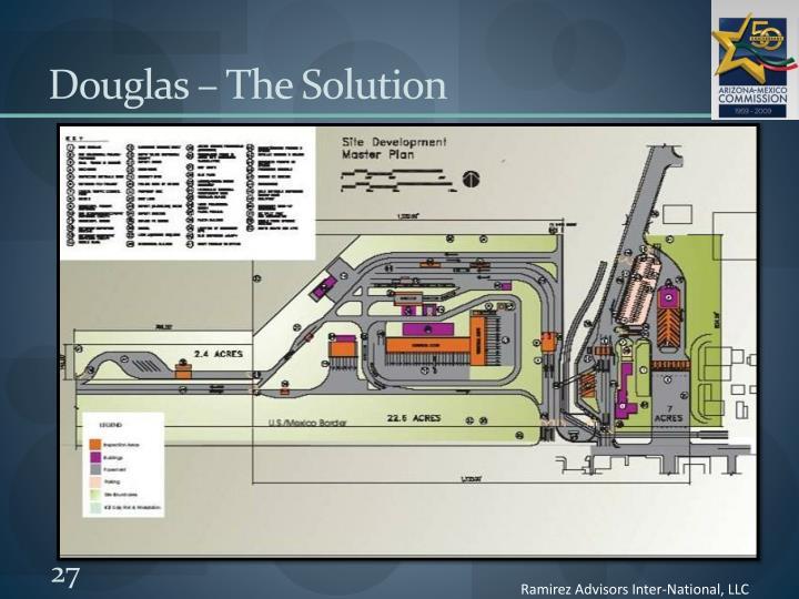 Douglas –