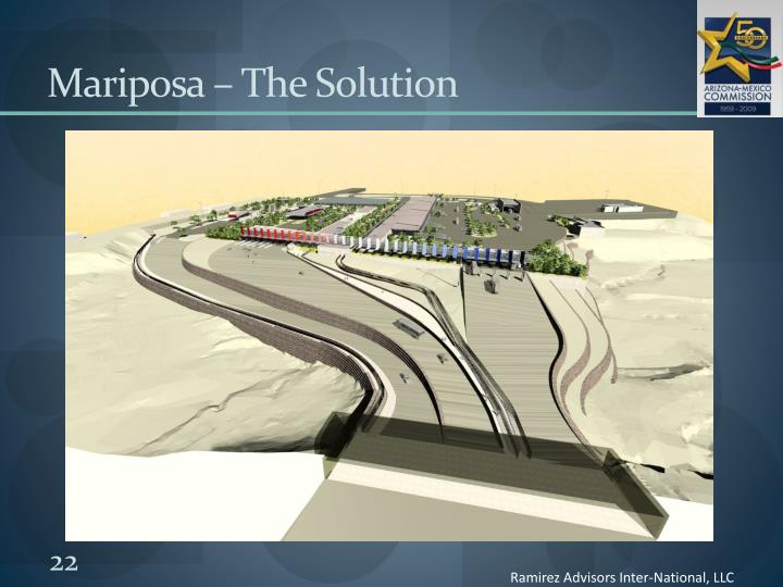 Mariposa – The Solution