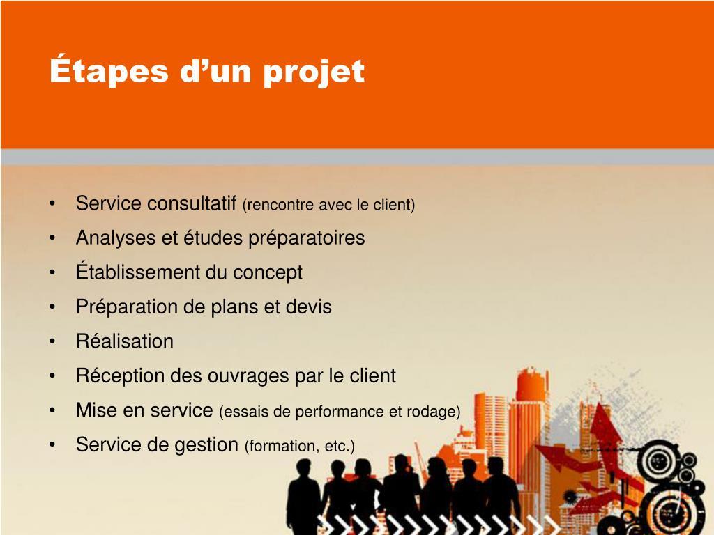 Service consultatif