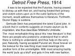 detroit free press 1914