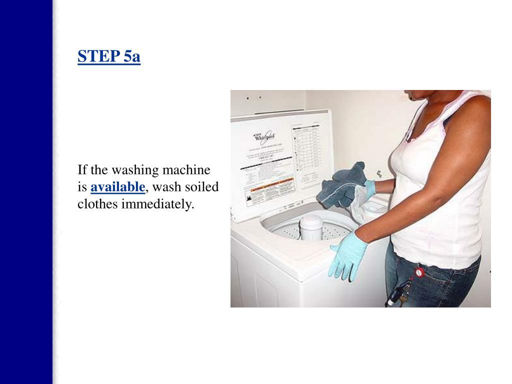STEP 5a