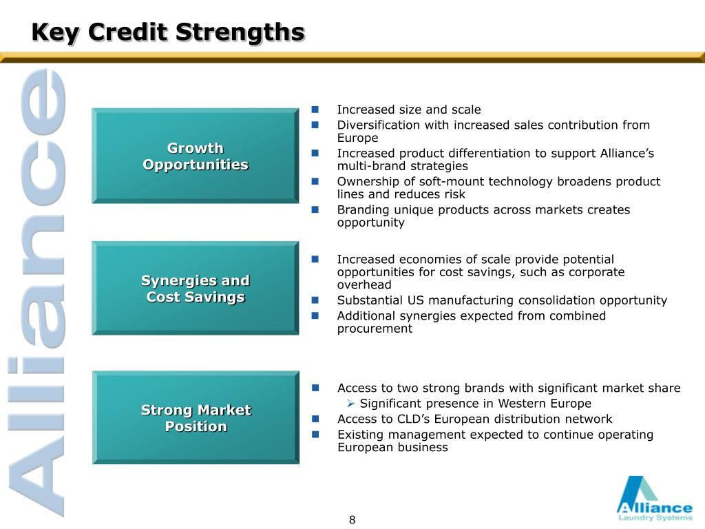 Key Credit Strengths