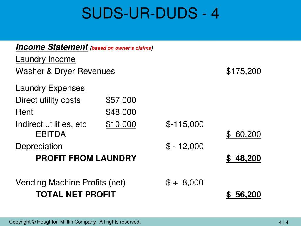 SUDS-UR-DUDS - 4