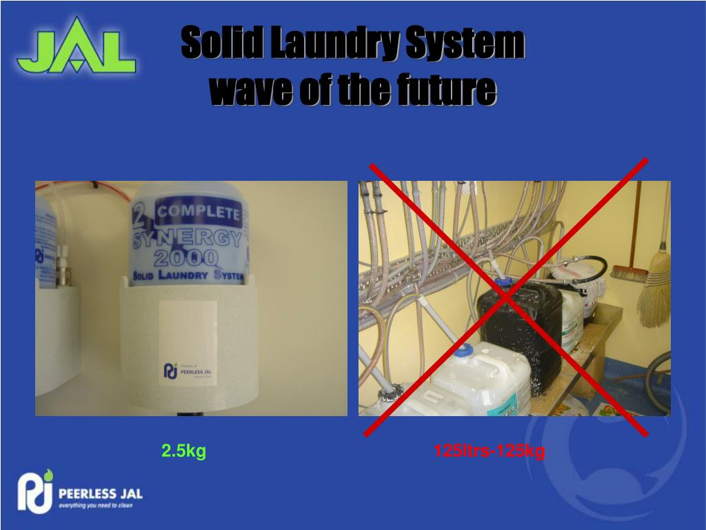 Solid Laundry System