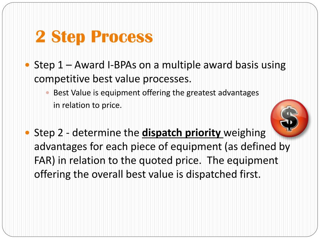 2 Step Process