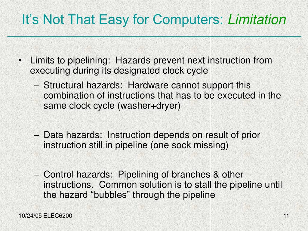 It's Not That Easy for Computers: