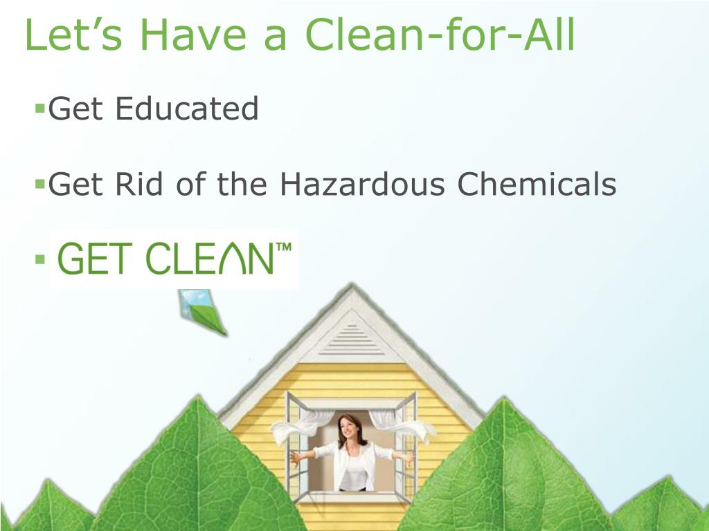 Let's Have a Clean-for-All