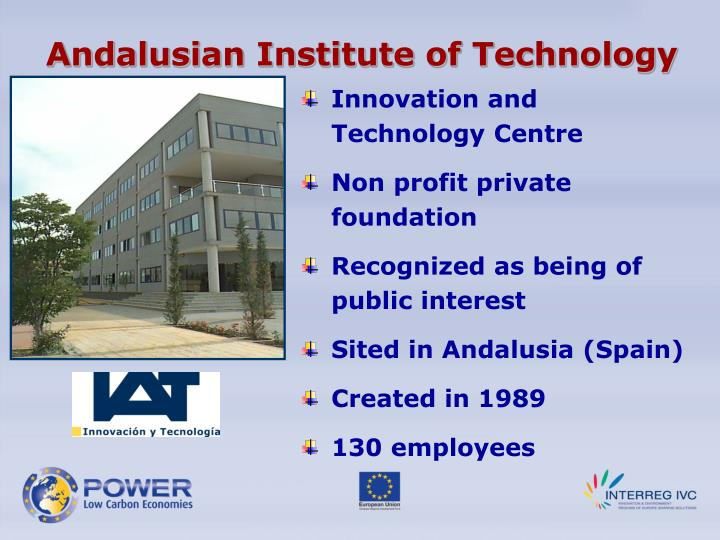 Andalusian Institute of Technology