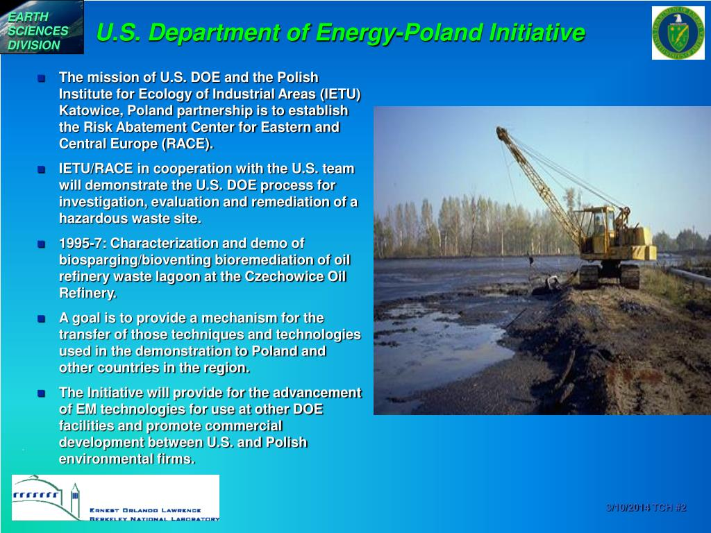 U.S. Department of Energy-Poland Initiative