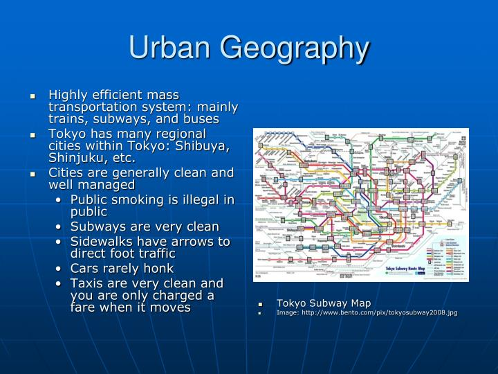 urban geography Purchase urban geography - 2nd edition print book & e-book isbn 9780080169286, 9781483181547.