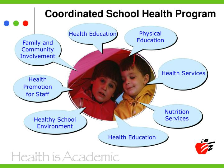 Developing a coordinated school health approach