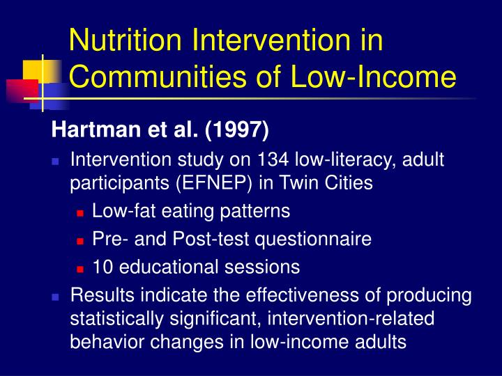 Health & nutrition disparities faced by older, low-income Americans reveals marketing opportunity