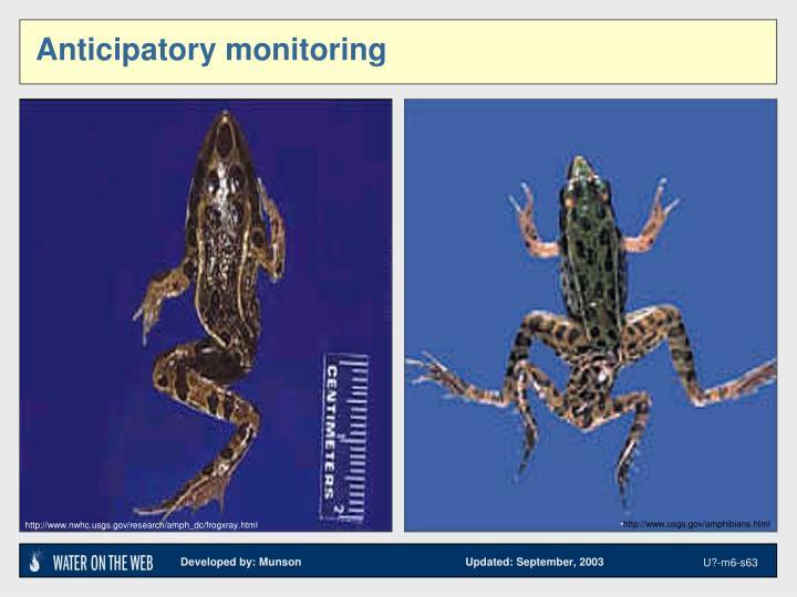 http://www.usgs.gov/amphibians.html